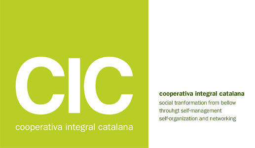 The CIC moto: 'social transformation from below through self-management, self-organization and networking'